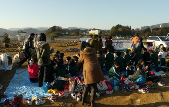 陸前高田市を訪れて-2011年12月-09
