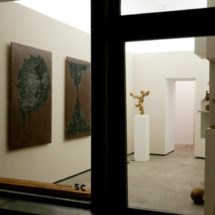 3×SOLO exhibition view by Semjon Contemporary Berlin 2016 photo:Takayuki Daikoku