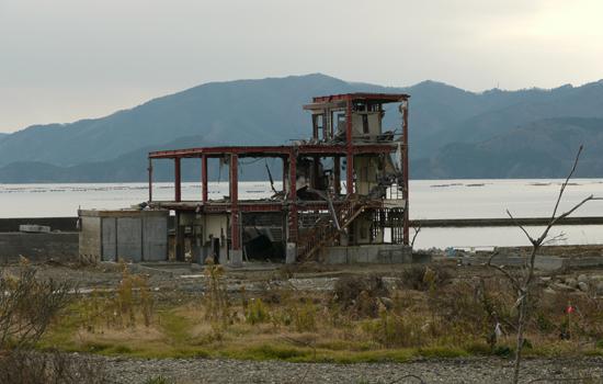 陸前高田市を訪れて-2011年12月-02