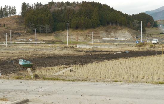 陸前高田市を訪れて-2011年12月-04