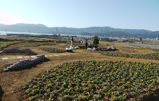 陸前高田市を訪れて-2011年12月-06