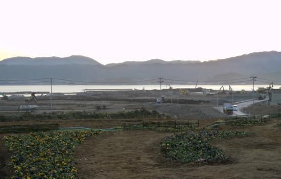 陸前高田市を訪れて-2011年12月-14
