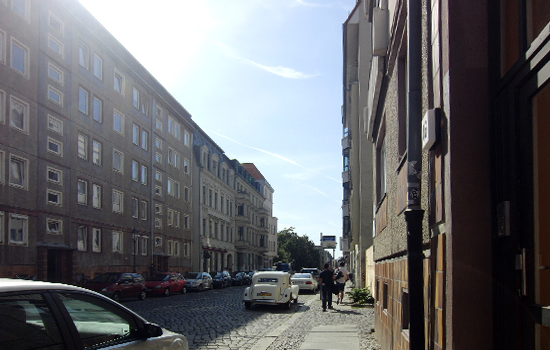 ベルリン街並み