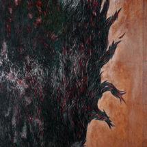detail-CarvePainting(red-green-white-black)