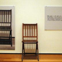 コンセプチュアルアートは脳内で完成するの? コスースの3つの椅子
