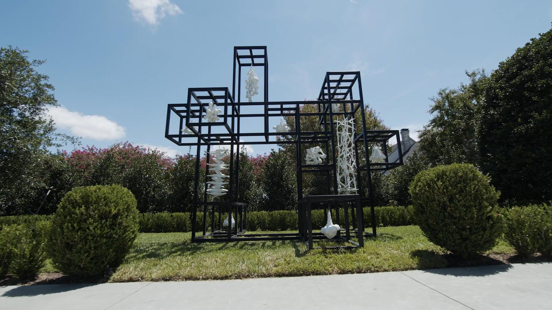 大黒貴之, 彫刻, Cosmos, 現代アート